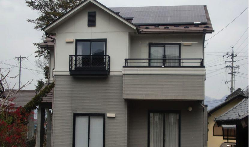 立科町K様邸リフォームメイン写真