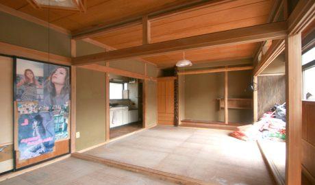 立科町A様邸リフォームビフォー写真
